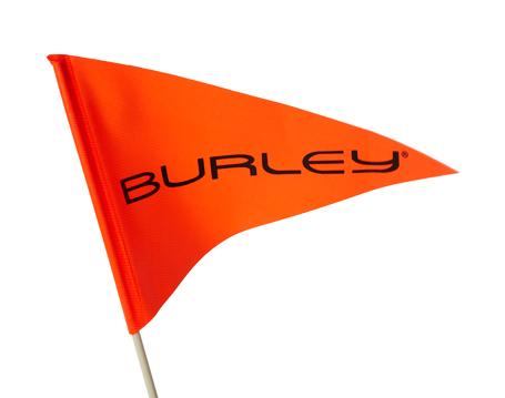 Chłodny Zapasowa flaga do przyczepek Burley i innych - Przyczepki rowerowe CO11